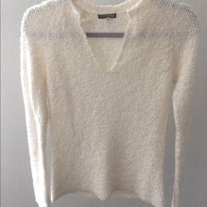 Vneck Jcrew sweater